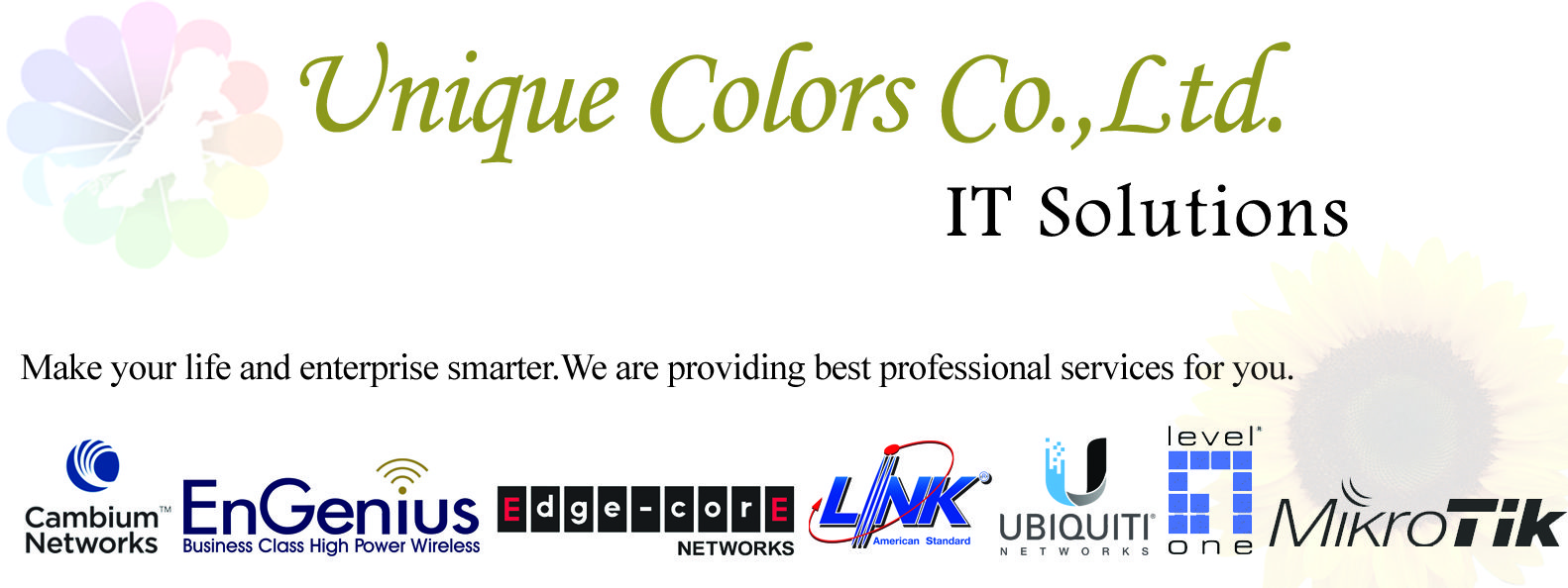 Unique Colors Co., Ltd.