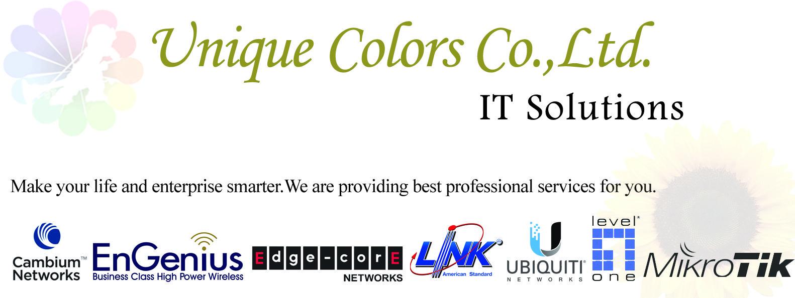 Unique Colors Co., Ltd.